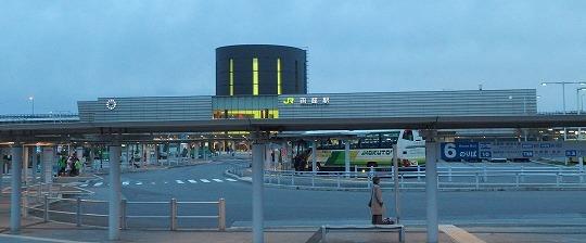 151021JR函館駅