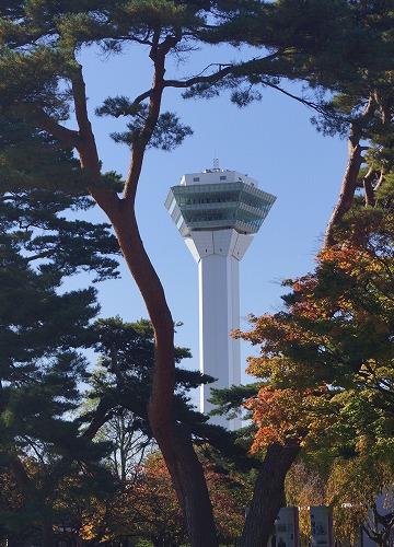 151022五稜郭タワー