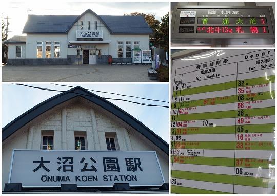 151022大沼公園駅