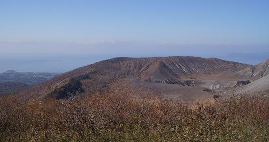 151023有珠山火口