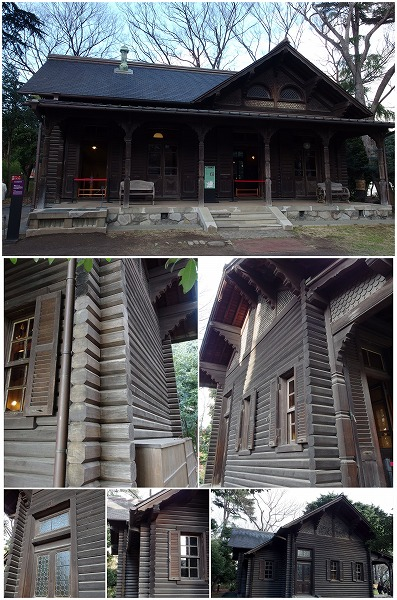 160221旧岩崎邸庭園撞球室