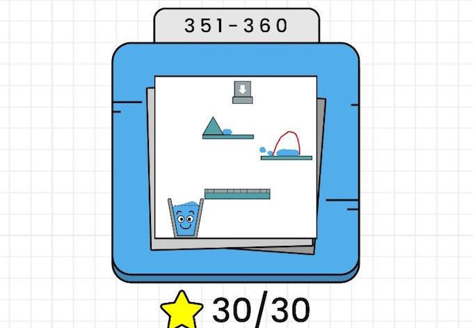 ハッピーグラス 351〜360 攻略