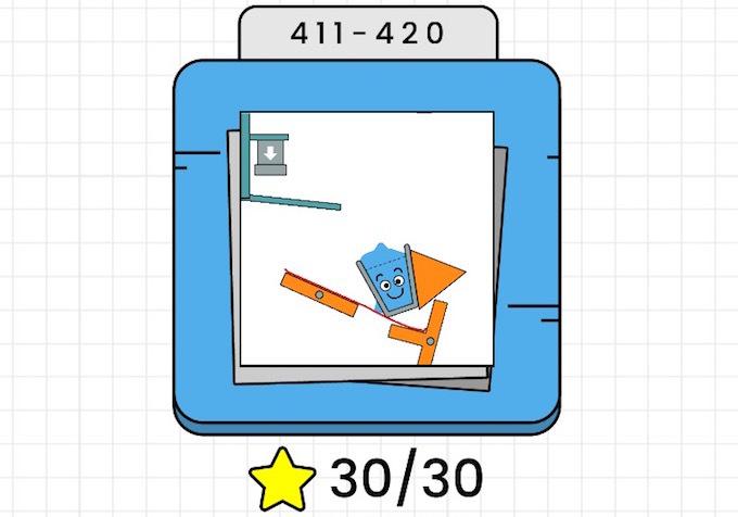 ハッピーグラス 411〜420 攻略