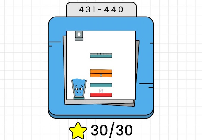 ハッピーグラス 431〜440 攻略