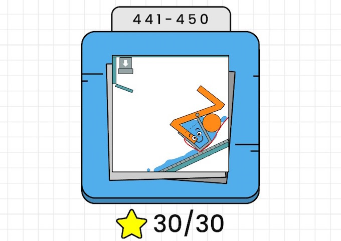 ハッピーグラス 441〜450 攻略