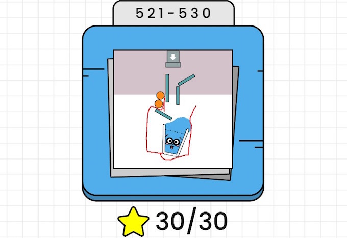 ハッピーグラス 521〜530 攻略