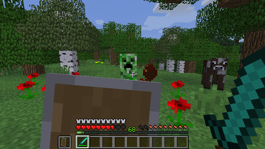 Minecraft 1-9 1