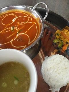 インド&ネパールレストラン アンモル ネパールセット