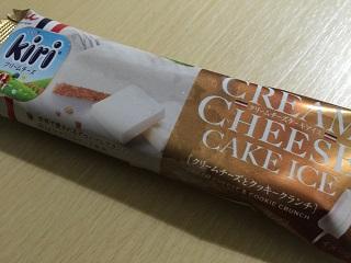 井村屋 クリームチーズケーキアイス1
