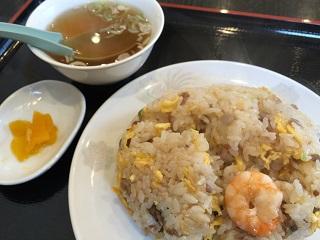 中華料理 なるみ チャーハン