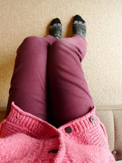 ピンクで気分を上げる・自分のメンテナンス力を上げる