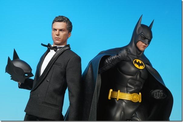 バットマン&ブルースウェインセット TOP