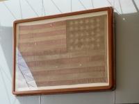 ペリー提督が使った旗