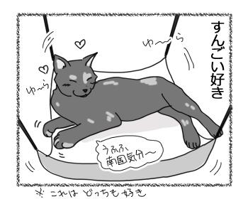 羊の国の猫日記「想定外に・・・?」4