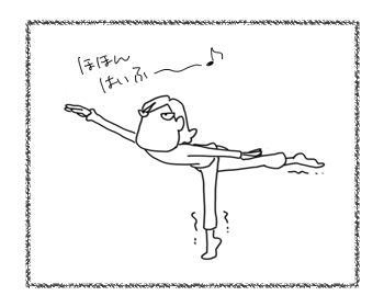 羊の国のラブラドール絵日記シニア!!「苦節2週間」2