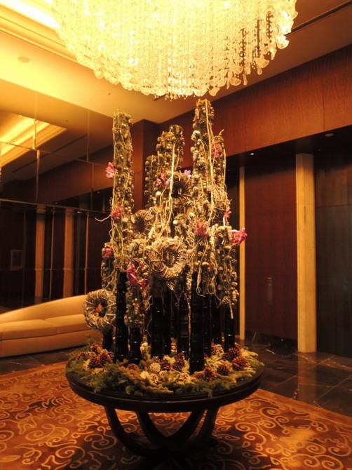 シャングリ・ラ ホテル東京 ザ・ロビーラウンジ クリスマスアフタヌーンティーをレビュー(速報版)
