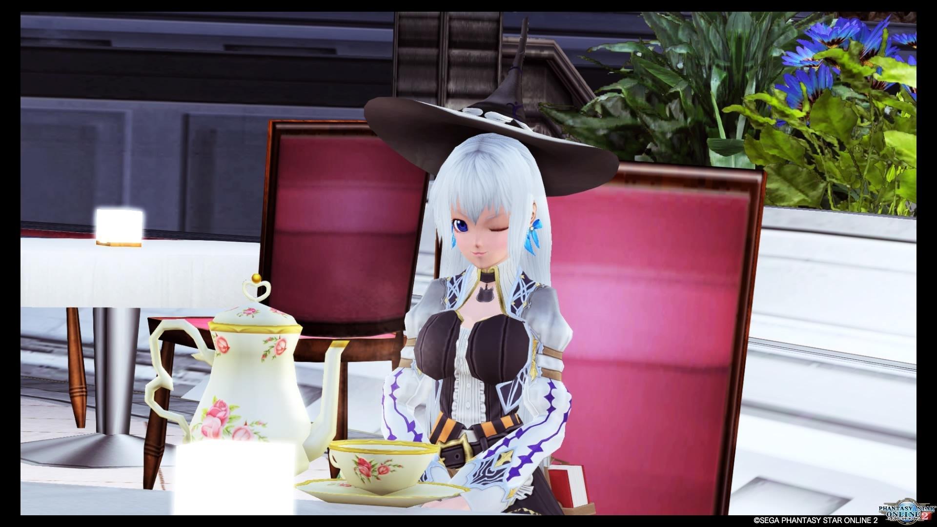 魔女のお茶会へようこそbyエリータ