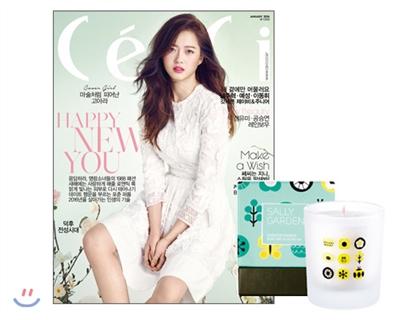 12_韓国女性誌_ceci_2016年1月号