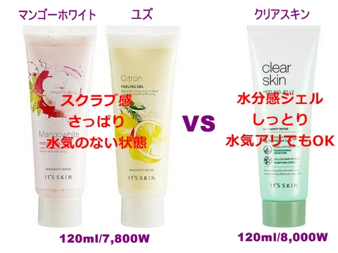 1-its skin_Clear Skin_peeling