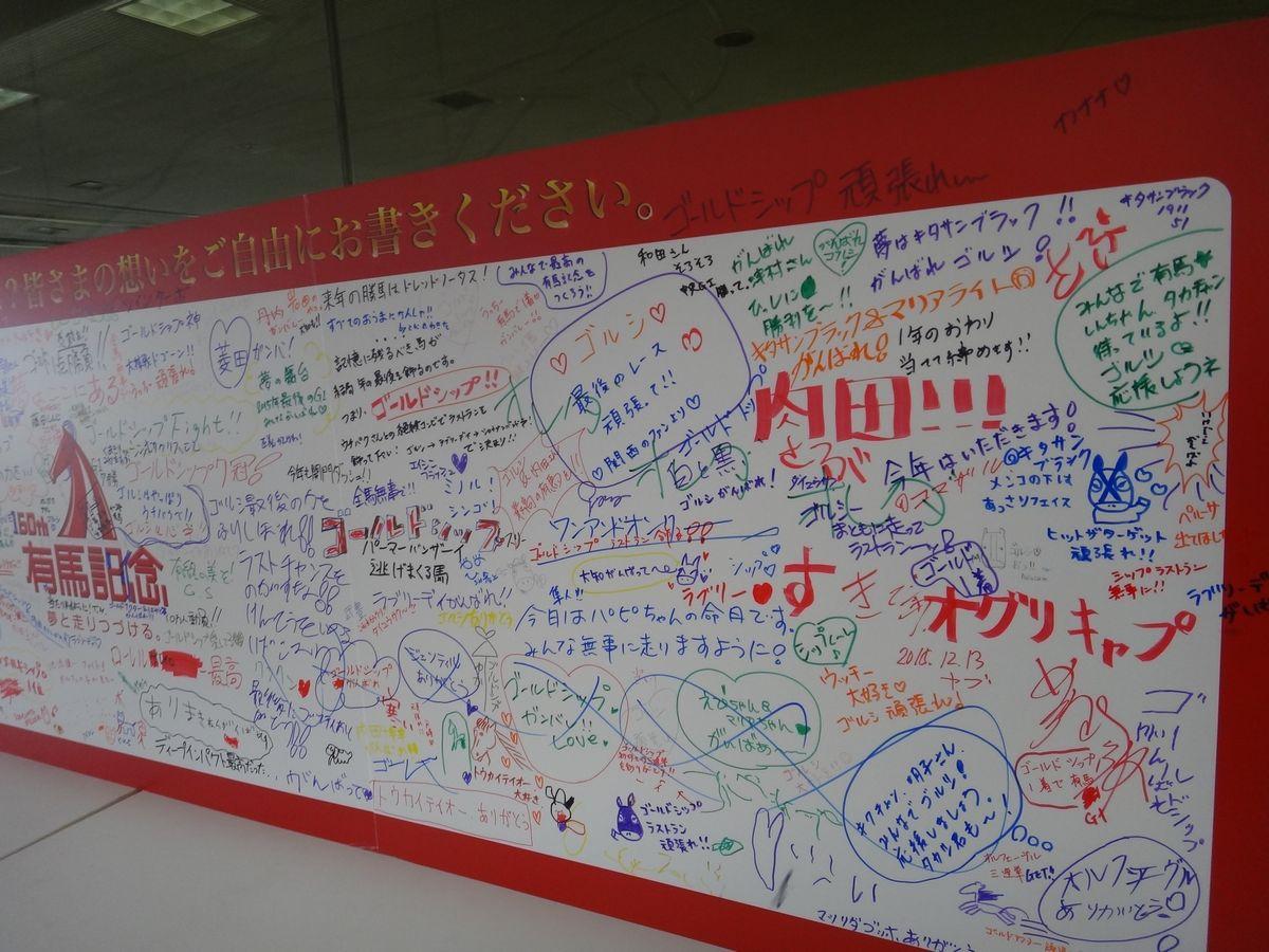 有馬記念2015-3