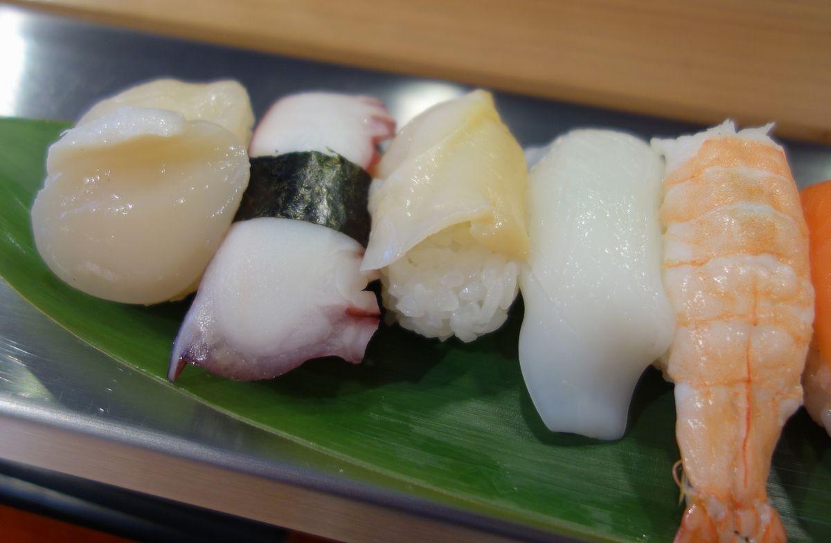 立喰い寿司 みずほ6