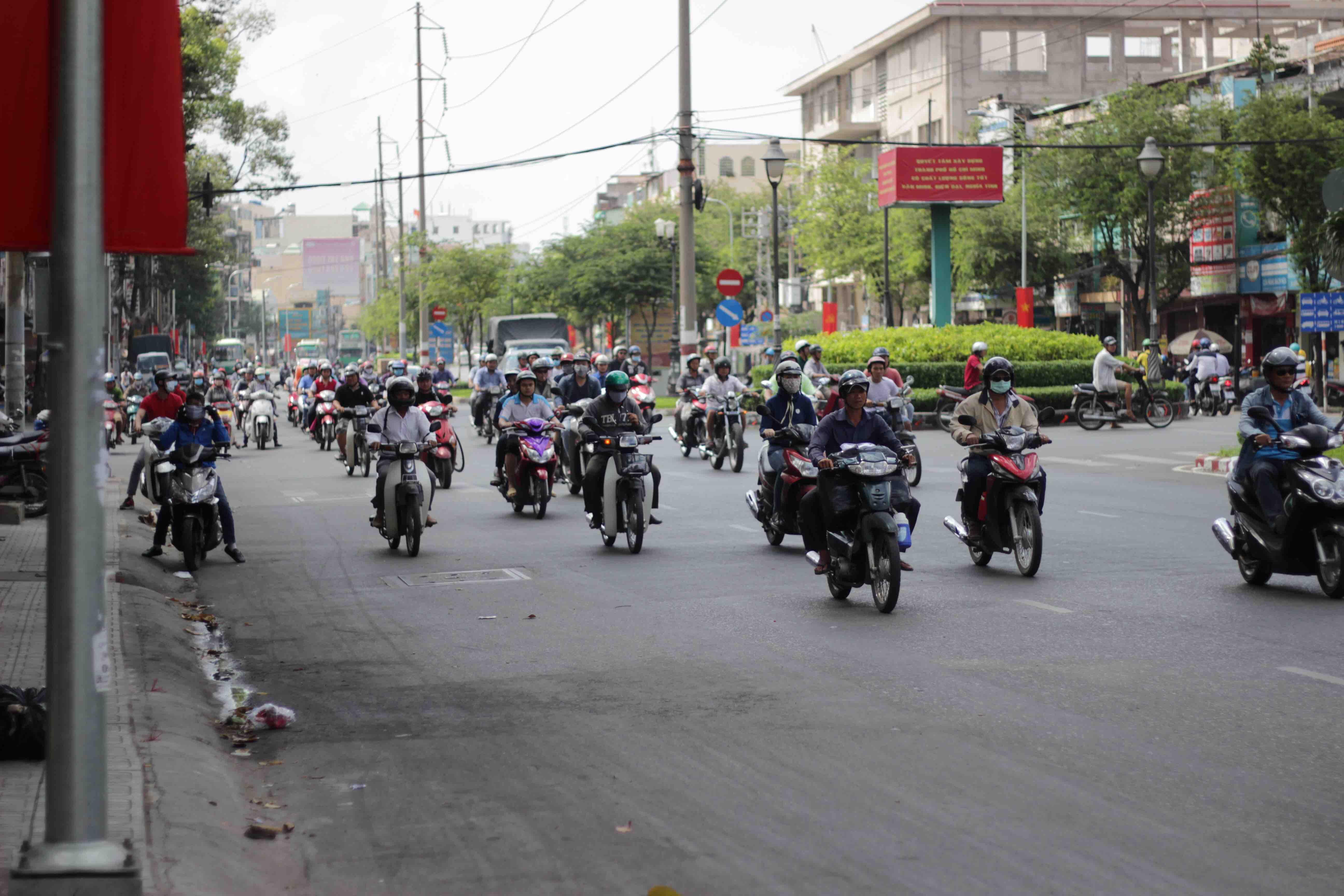 ベトナム ホーチミン再上陸