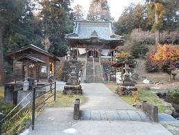 ⑥木曽三社神社2016年1月2日