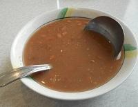 ④豆煮込み