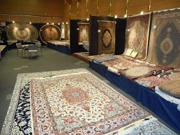 ②ペルシャ絨毯展