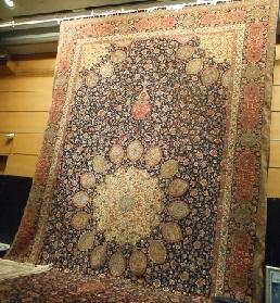 ④ペルシャ絨毯展 4㍍×6㍍