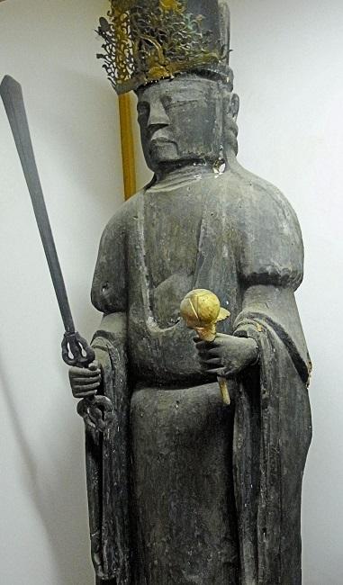満願寺・天部形像