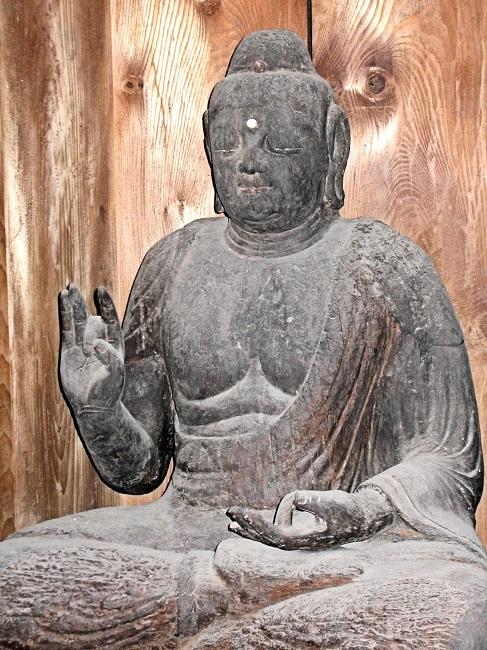 和歌山県有田郡・法音寺・伝釈迦如来坐像
