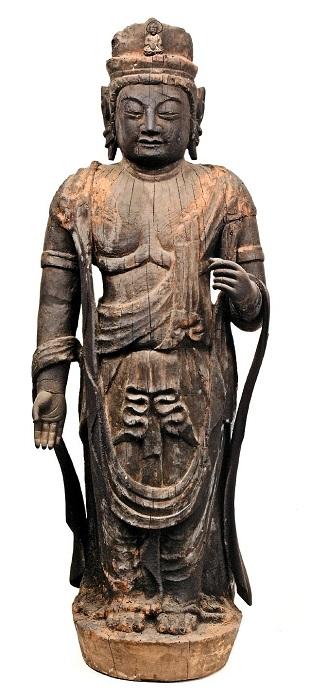 松禅院・観音菩薩立像