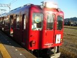 養老鉄道600系602F 揖斐駅にて