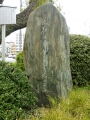 JR松山駅 石鎚も南瓜の花も大いなり