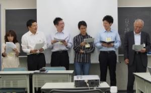 クメゼミ塾長