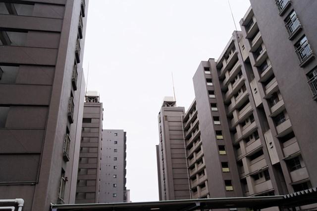 大阪府営東三国高層住宅