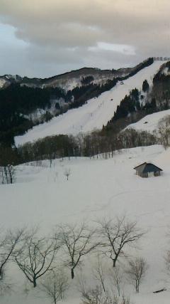 自然観スキー場