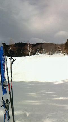 自然観スキー場2
