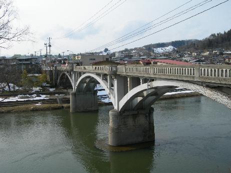 旧道最上橋