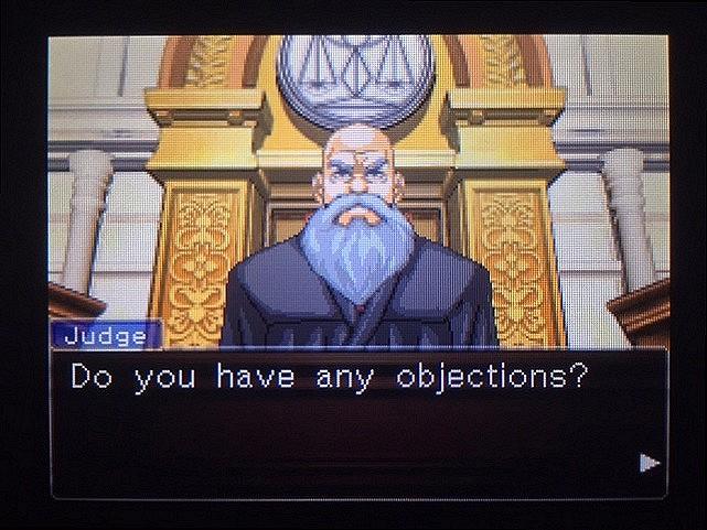 逆転裁判 北米版 僕の考えは間違っていたのか…?16
