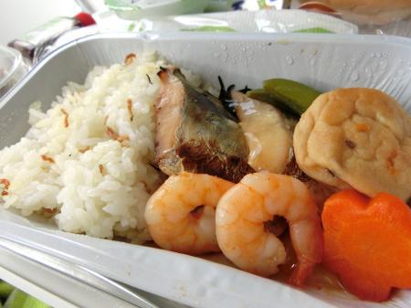 フィンランド航空 機内食7