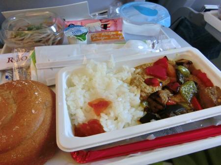 フィンランド航空 機内食14