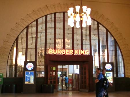 Burger King helsinki 1