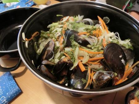 日本でムール貝1