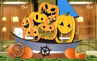 151031_神戸メリケンパークオリエンタルホテルのハロウィーンディスプレイ_d3624-310-615608-2