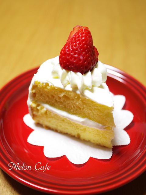 ホットケーキミックスでつくる材料みっつの超簡単スポンジケーキ05