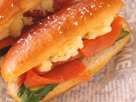 あげパンのポテトサーモンサンド02