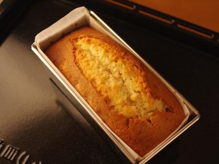 薄力粉で簡単ハニーストロベリーのパウンドケーキイチゴとはちみつのパウンド04