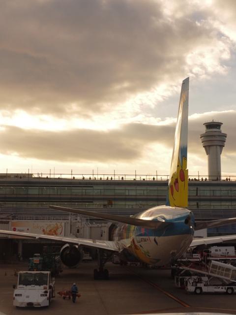羽田空港年末年始めろんカフェ2015から2016へ05